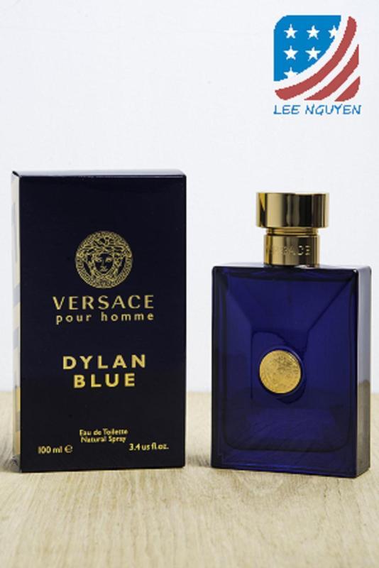 [AUTH] NƯỚC HOA VERSACE POUR HOMME DYLAN BLUE 100ML