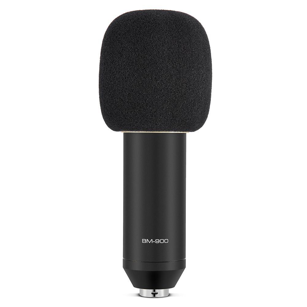 Microphone Hat Karaoke Tren May Tinh Bm900 Oem Rẻ Trong Hà Nội