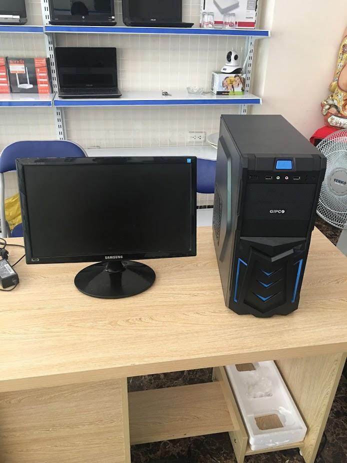 Hình ảnh Bộ máy tính để bàn văn phòng