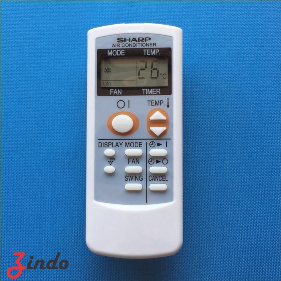 Hình ảnh Remote cho máy lạnh 1 và 2 chiều SHARP