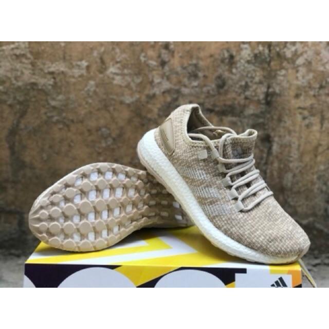 Hình ảnh Giày Adidas Pure Boost 2017 bền nhẹ êm gym chạy bộ