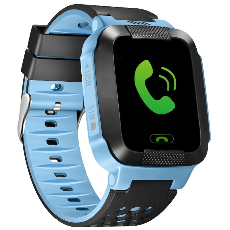 Bán Đồng Hồ Thong Minh Q528 Tracker Gps Dung Cho Trẻ Em Smart Watches An Toan Cho Trẻ Pkcb Rẻ