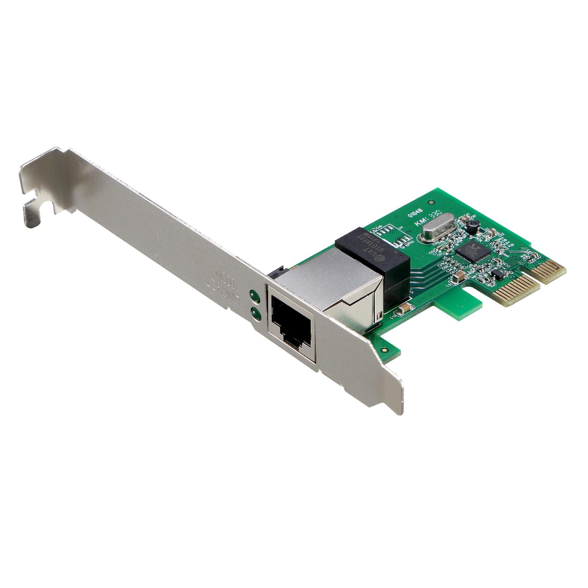 Giá Bán Card Mạng Pci E Gigabit Totolink Px1000