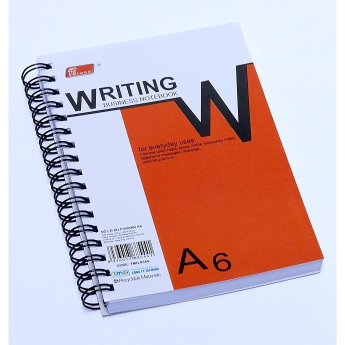Mua Sổ lò xo A6 (105 x 148mm), 200 trang