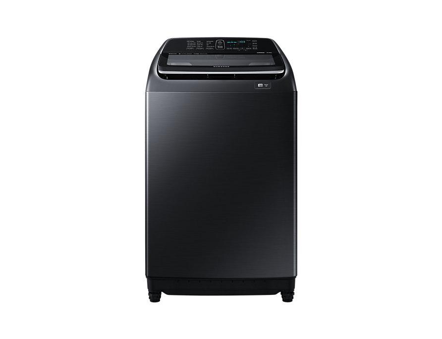 Máy giặt cửa trên Samsung WA14N6780CV/SV 14Kg (Đen) chính hãng