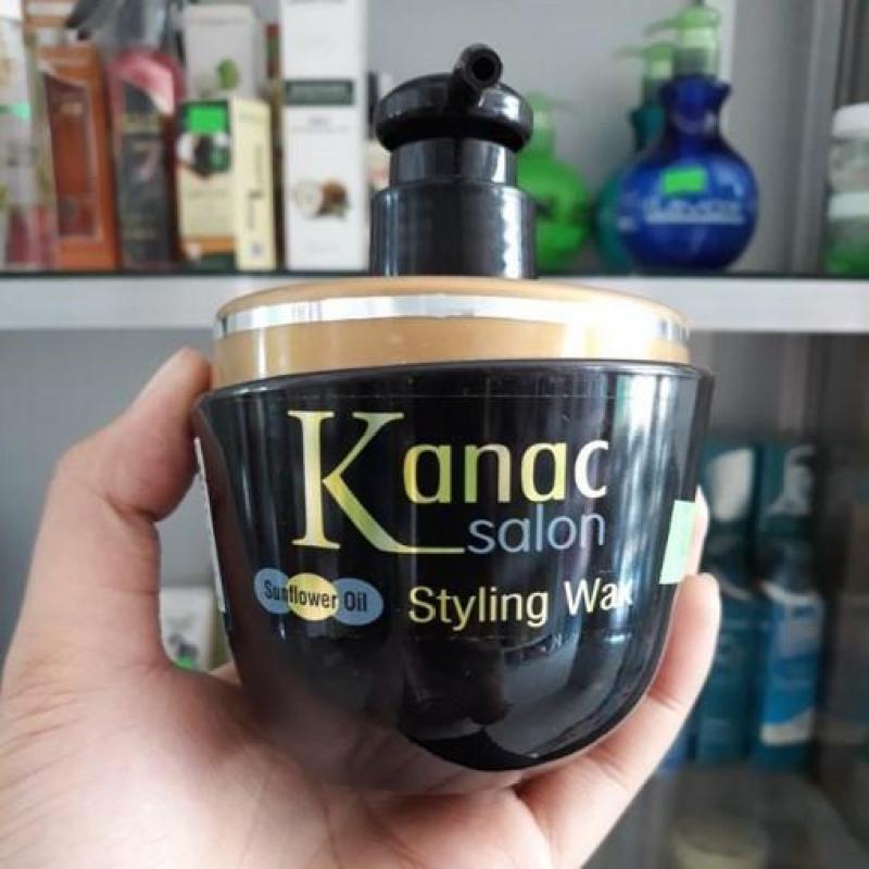 () Wax tạo kiểu tóc KANAC Salon 200ml giá rẻ