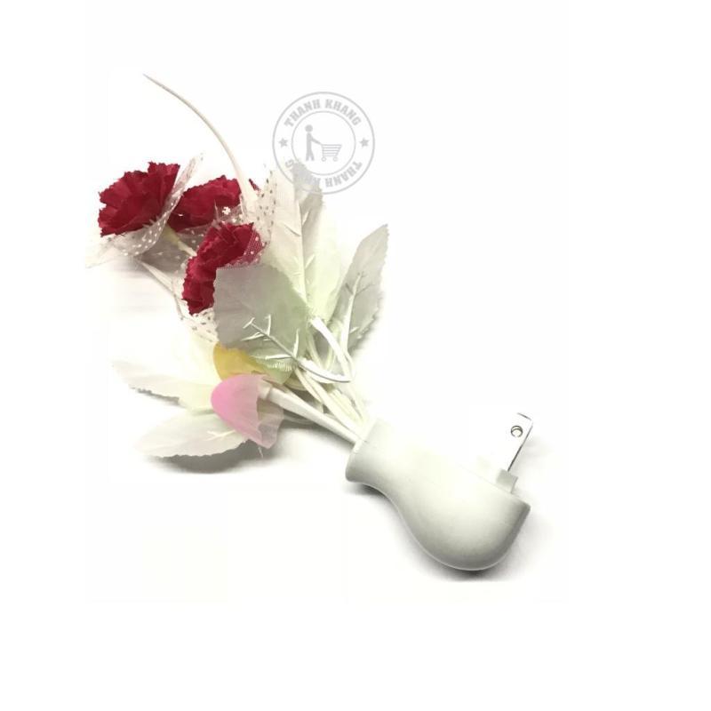Bảng giá Đèn ngủ cảm ứng nấm hoa hồng Thanh Khang 010000004