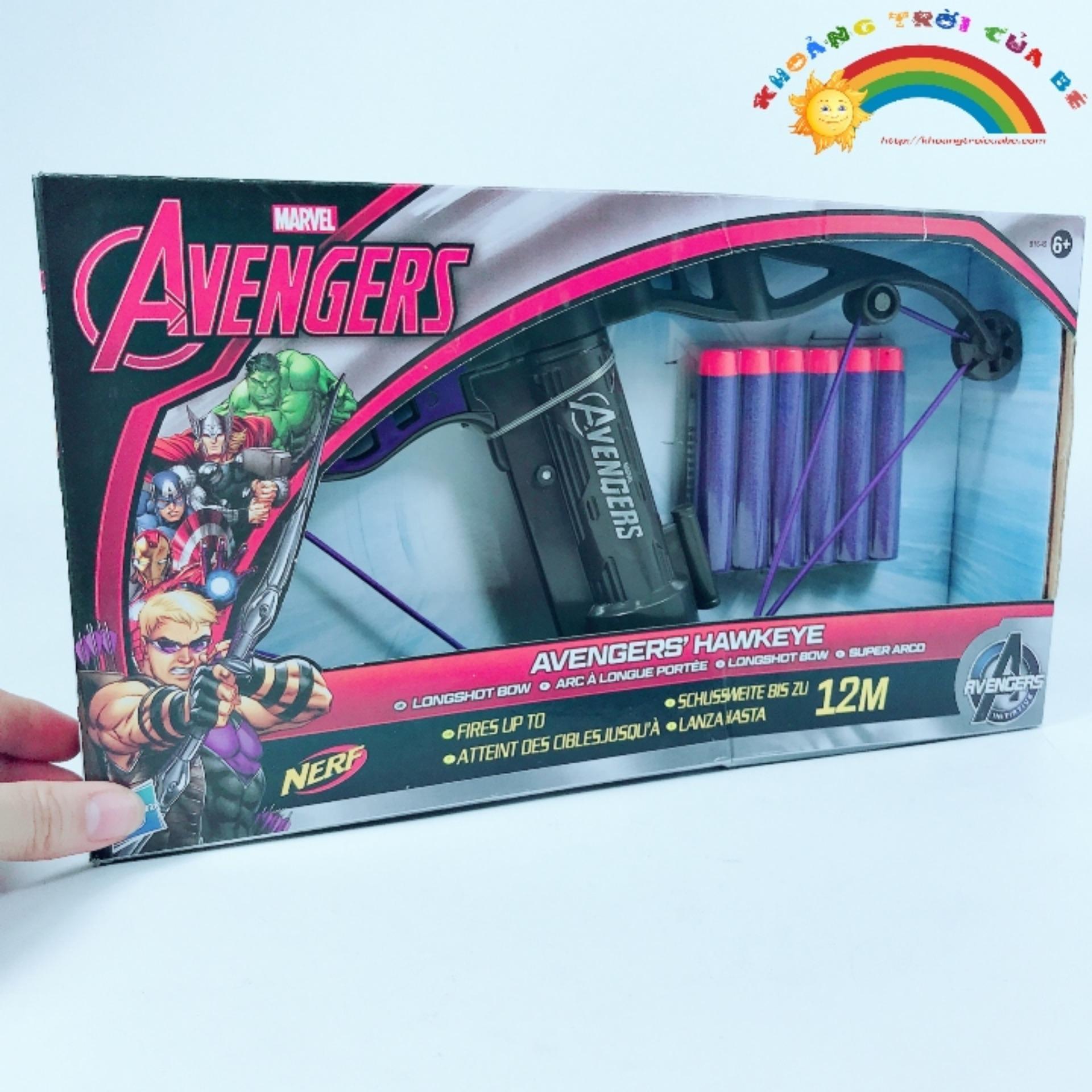 Hình ảnh Cung Avenger- Bộ thi đấu KB818