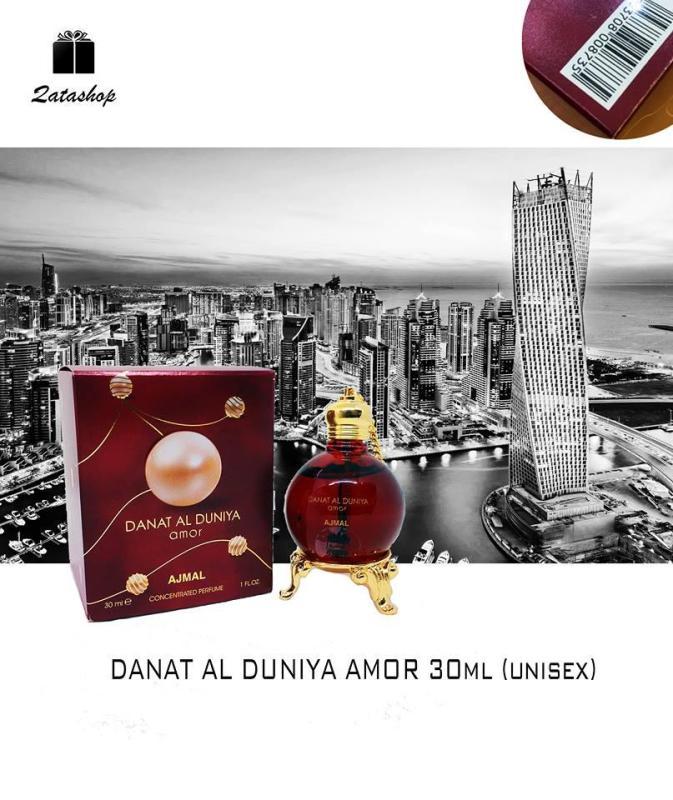 Tinh dầu nước hoa Danat Al Duniya Amor