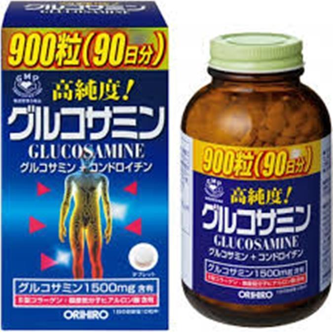 Hình ảnh Viên uống bổ khớp Glucosamine 900 Viên Date năm 2021