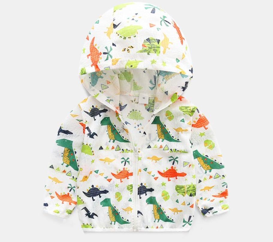 Hình ảnh áo chống nắng cho bé