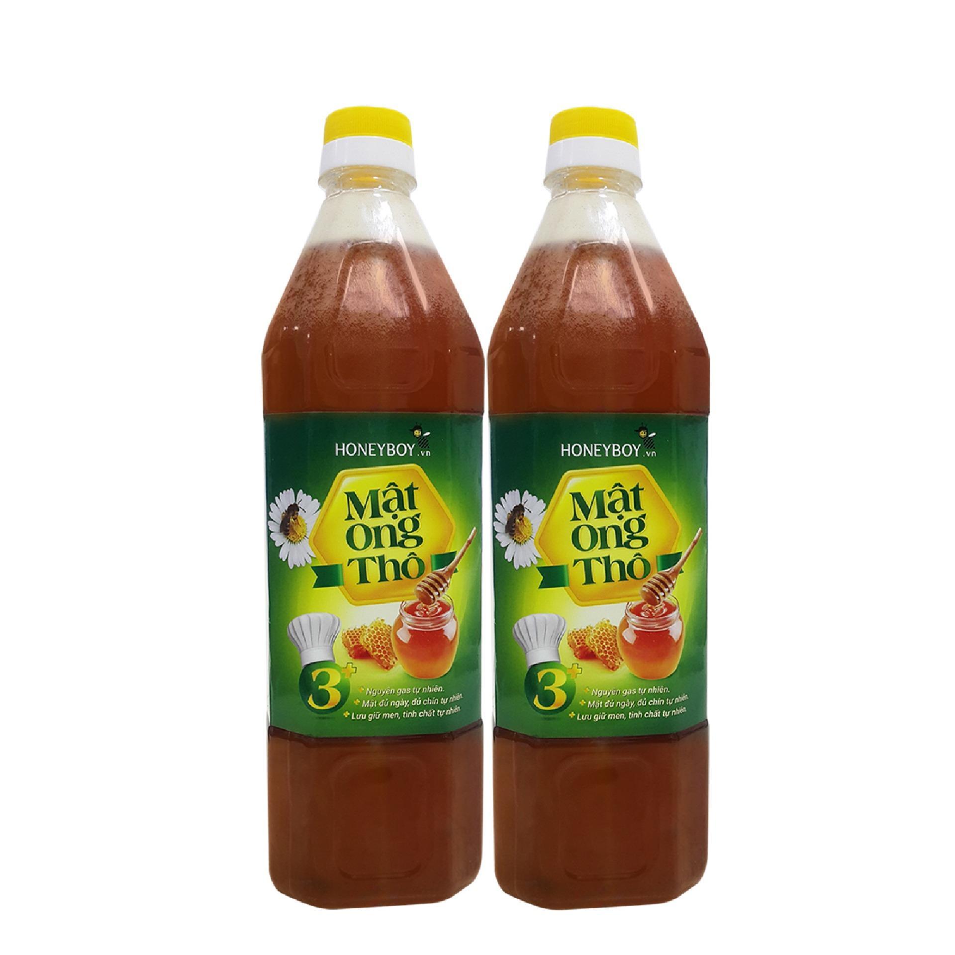 Bán Bộ 2 Mật Ong Tho Honeyboy 1000Ml Rẻ Hồ Chí Minh