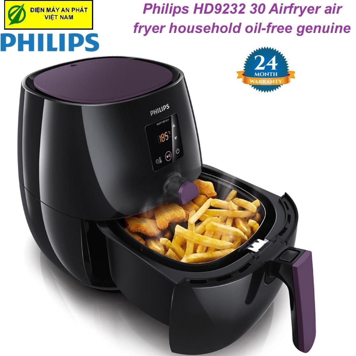 Hình ảnh Nồi chiên, nướng không khí điện tử đa năng Philips HD9232 – Nhập khẩu