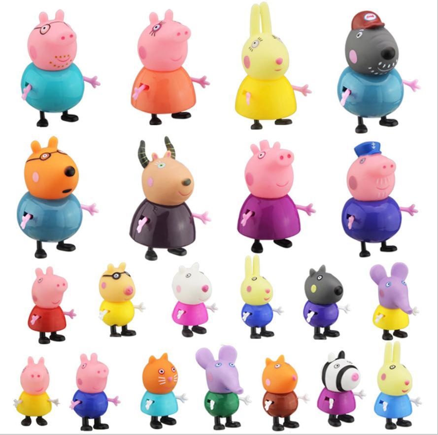 Hình ảnh Peppa Pig 21 nhân vật - đồ chơi peppa pig - PEPPA PIG 0977312211