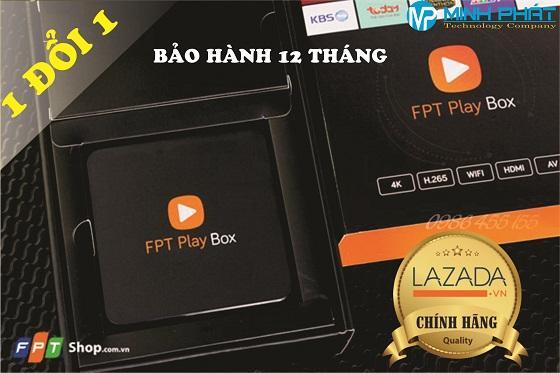 Hình ảnh FPT Play Box 2018 - Phiên bản 4K