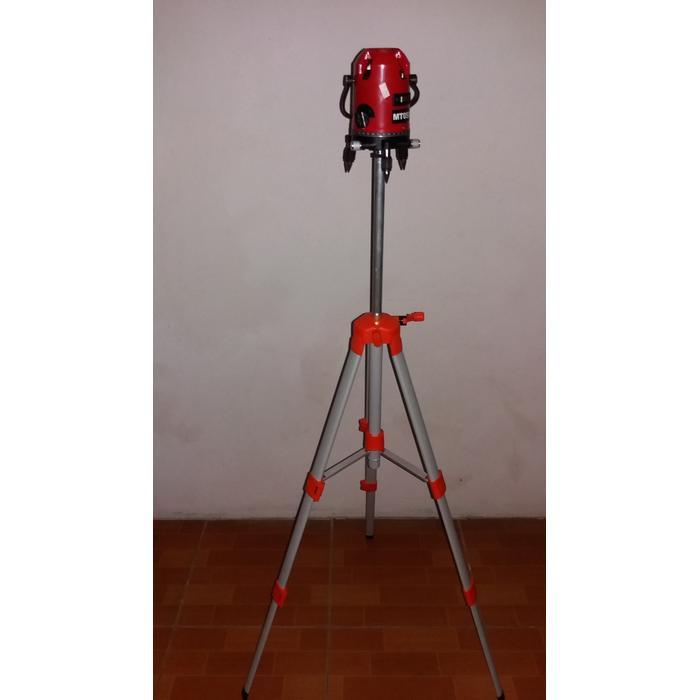 Hình ảnh Combo Máy Cân Mực Laser 5 Tia Và Chân Máy
