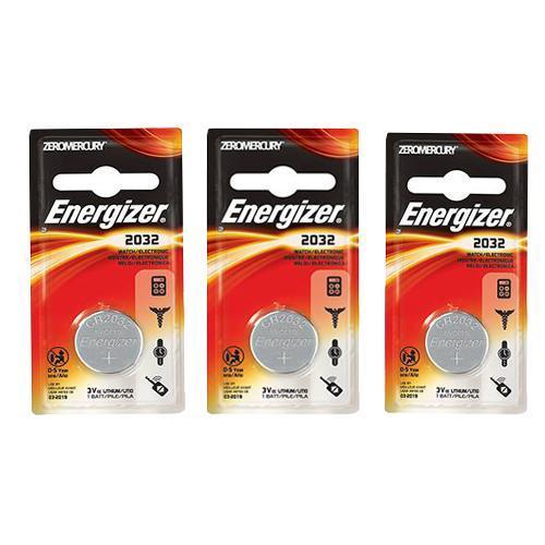 Hình ảnh Combo 3 viên pin Cr2032 Energizer 3v, Pin Cmos Lithium
