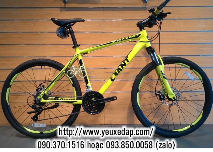 Xe đạp Giant 2017 ATX 660