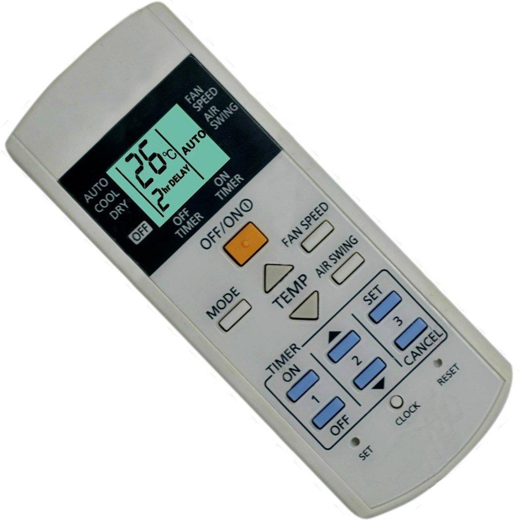 Điều khiển cho máy lạnh Panasonic 1 chiều (Cơ)