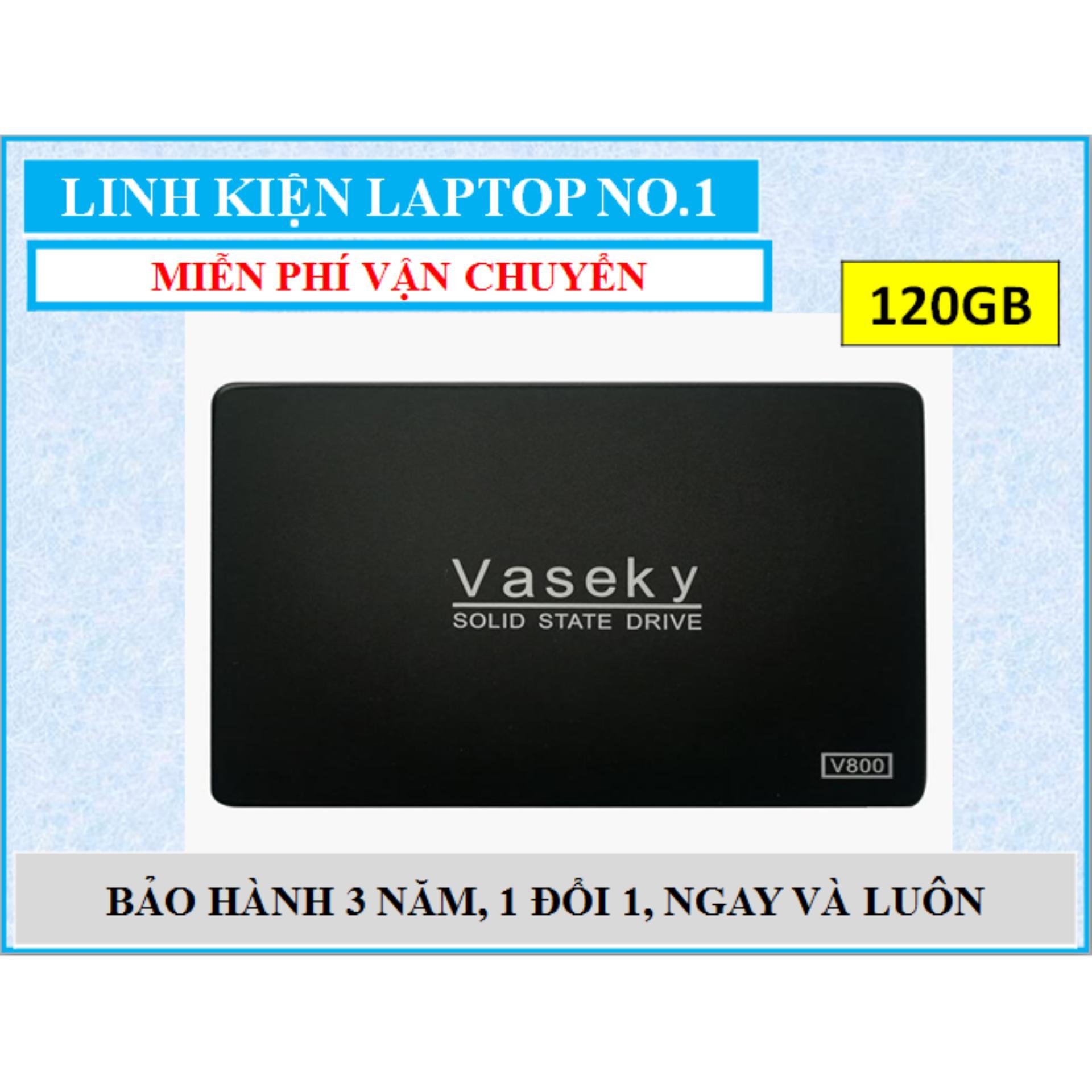 Hình ảnh Ổ cứng SSD 2.5 inch Vaseky V800 120GB