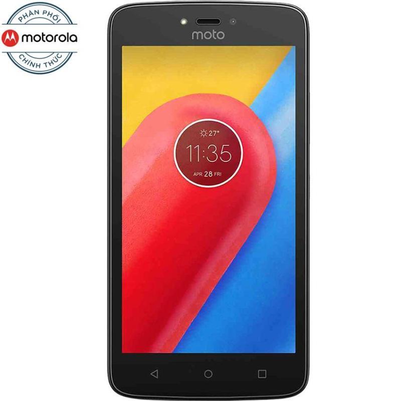 Motorola Moto C (3G) 8GB (Trắng) - Hãng phân phối chính thức