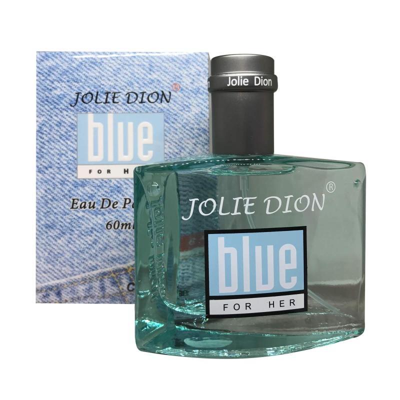 Nước Hoa Nữ Blue For Her Jolie Dion Eau De Parfum 60ml Singapore