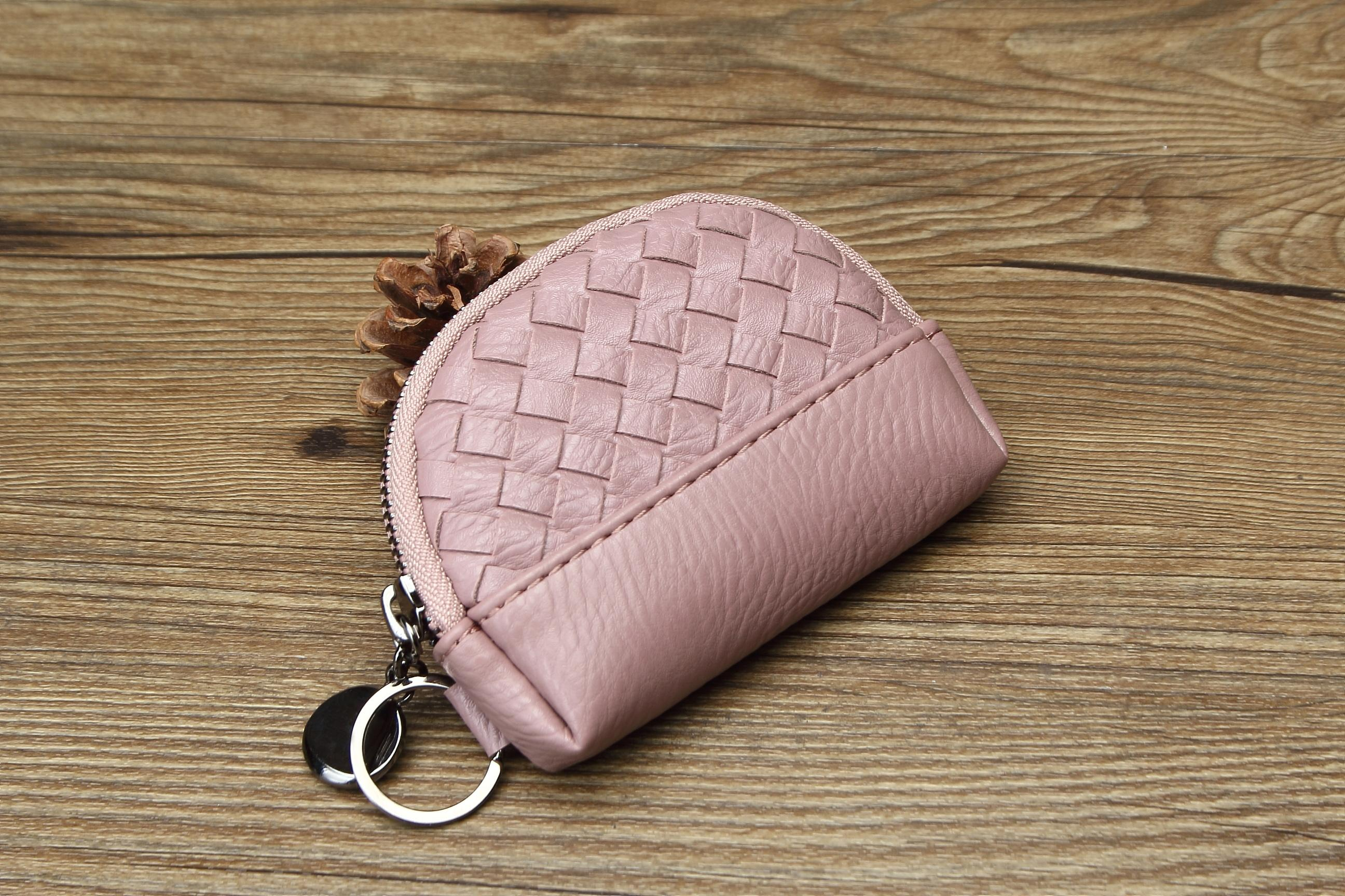 [Koleksi Taobao] Dompet Uang Receh Perempuan 2019 Model Baru Gaya Korea Tas Ponsel Perempuan Mini Hiasan Kerang Tas Tangan Dompet Kecil Dompet Kunci Dompet Koin Wanita