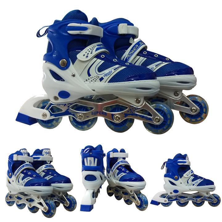 Giá bán Giày trượt Patin cao cấp - Điều chỉnh Size trên thân giày từ 38 đến 40