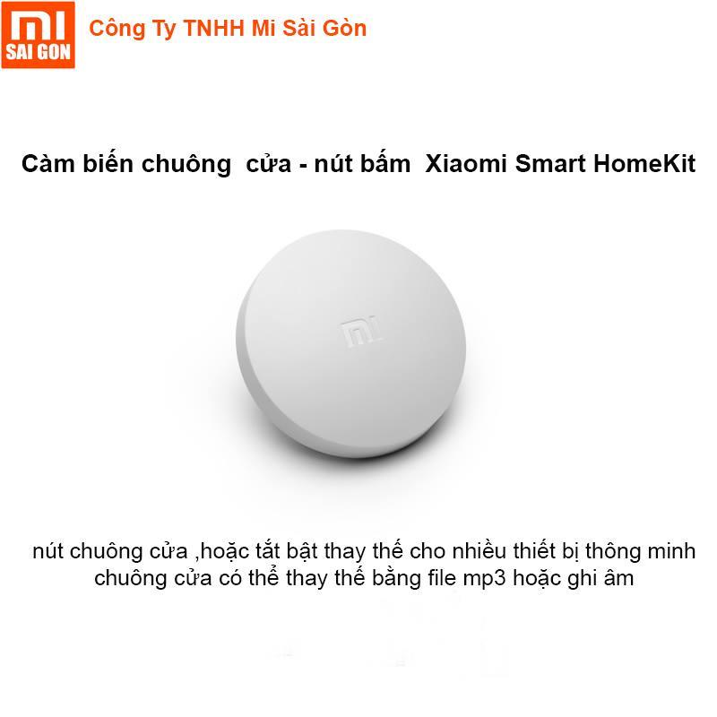 Chuông Cửa Xiaomi Smart HomeKit