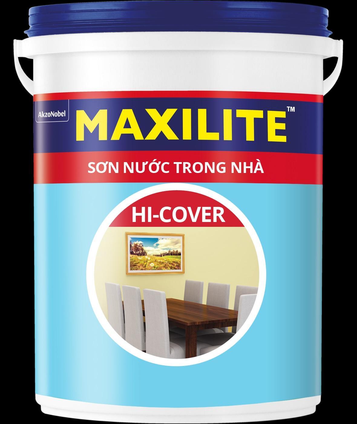 Hình ảnh Sơn nước trong nhà Maxilite Hi-cover