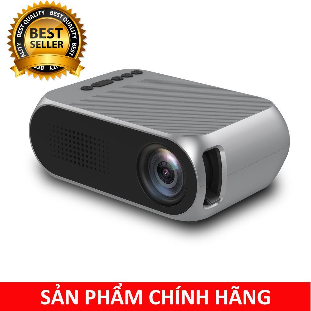 Hình ảnh Máy chiếu mini YG-320 Smart LED Projector Full HD 1080p Support Max 60 inch