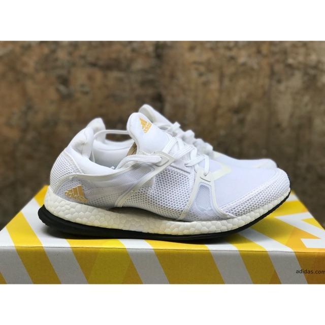 Hình ảnh Giày Adidas Pure Boost X nhẹ êm ôm chân gym chạy thoáng