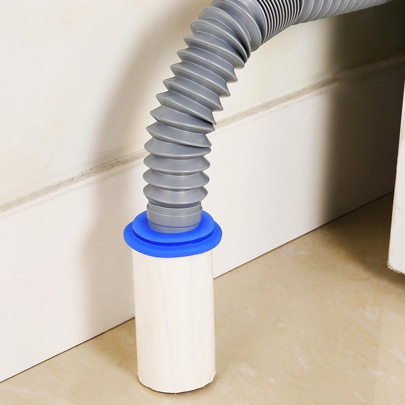 Silikon Anti Bau inti dapur Saluran Pembuangan drainase Lingkaran Penyegel kamar mandi saluran bawah tanah Isi