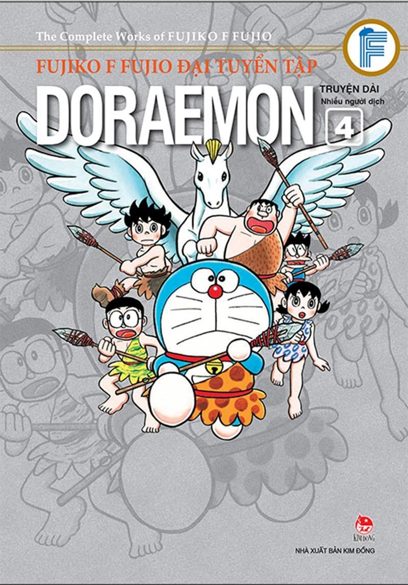 Mua Fujiko F. Fujio Đại Tuyển Tập - Doraemon Truyện Dài - Tập 4