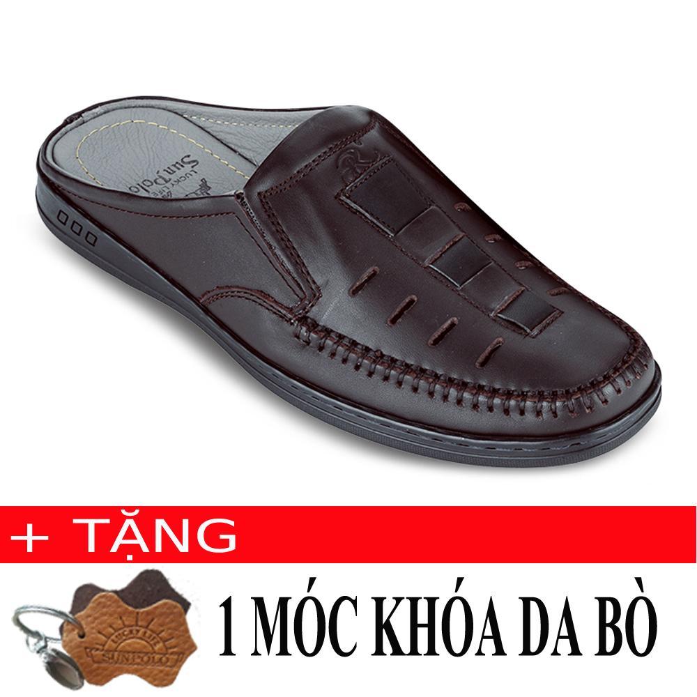 Dep Sabo Nam Da Bo Sunpolo Sb194N Nau Tặng Moc Khoa Da Bo Hồ Chí Minh Chiết Khấu 50