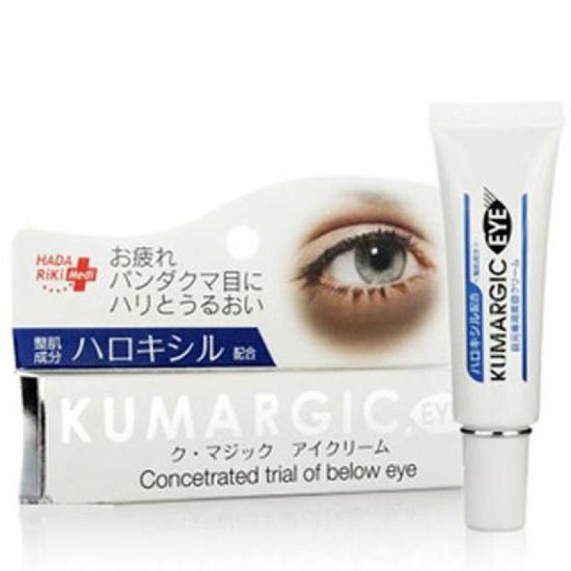 Kem đặc trị quầng thâm mắt Kumargic Nhật Bản 20g