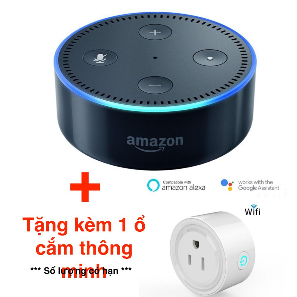 Giá Bán Loa Thong Minh Amazon Echo Dot With Alexa 2Nd Gen Amazon Mới
