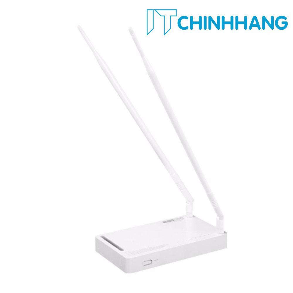 Ôn Tập Bộ Phat Song Wifi Totolink N300Rh Hãng Phan Phói Chính Thức