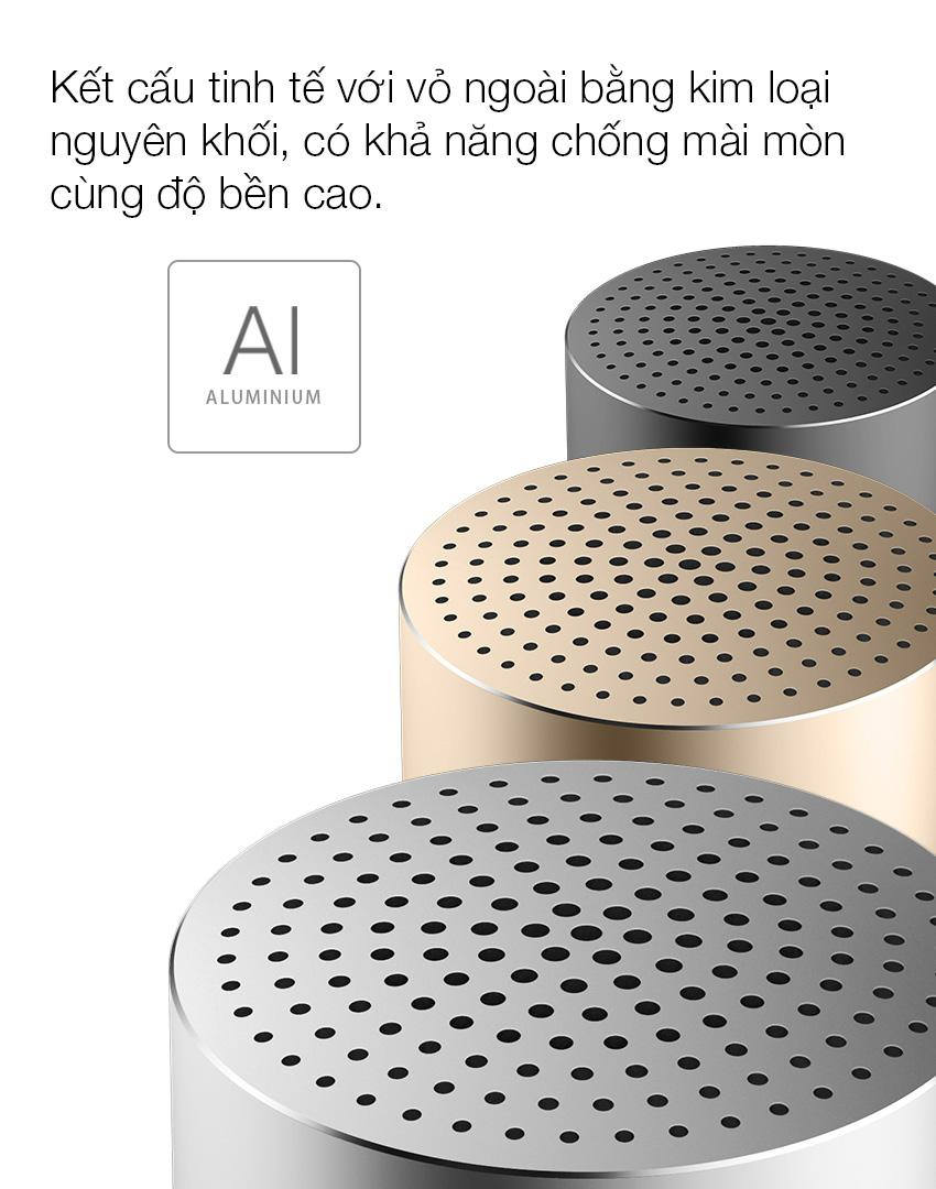 Loa Bluetooth Mini Xiaomi (Bạc)