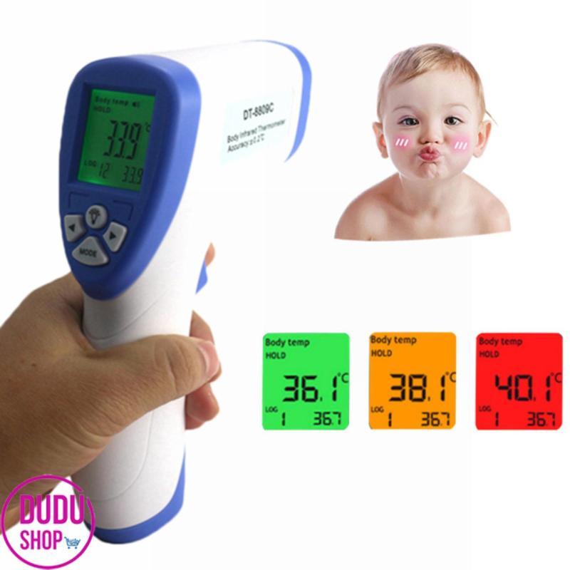 May do nhiet do - Cách kiểm tra nhiệt độ cho trẻ - Nhiệt Kế Hồng Ngoại đa năng : Nhiệt độ cơ thể, nhiệt độ phòng, nhiệt độ nước, nhiệt độ thức ăn…Hàng chất lượng cao ! Mã số  : DDS 22N8605 bán chạy