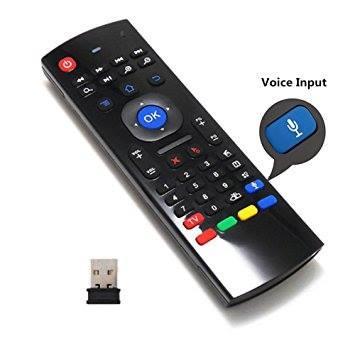 Hình ảnh Chuột bay MX3 hỗ trợ tìm kiếm bằng giọng nói (bảo hành 12 tháng)