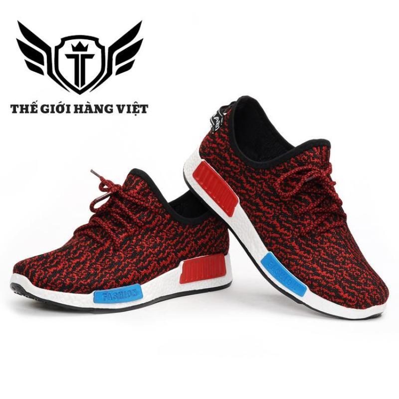 Giày Thể Thao Nam - TF Đỏ