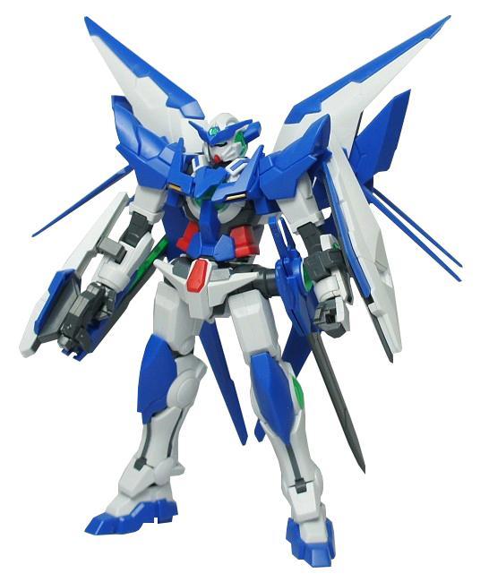 Hình ảnh Mô Hình Lắp Ráp Gundam Bandai HG BF Amazing Exia