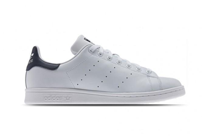 Giày sneaker Adidas Stan Smith Navy ( Tím than ) Nam/Nữ