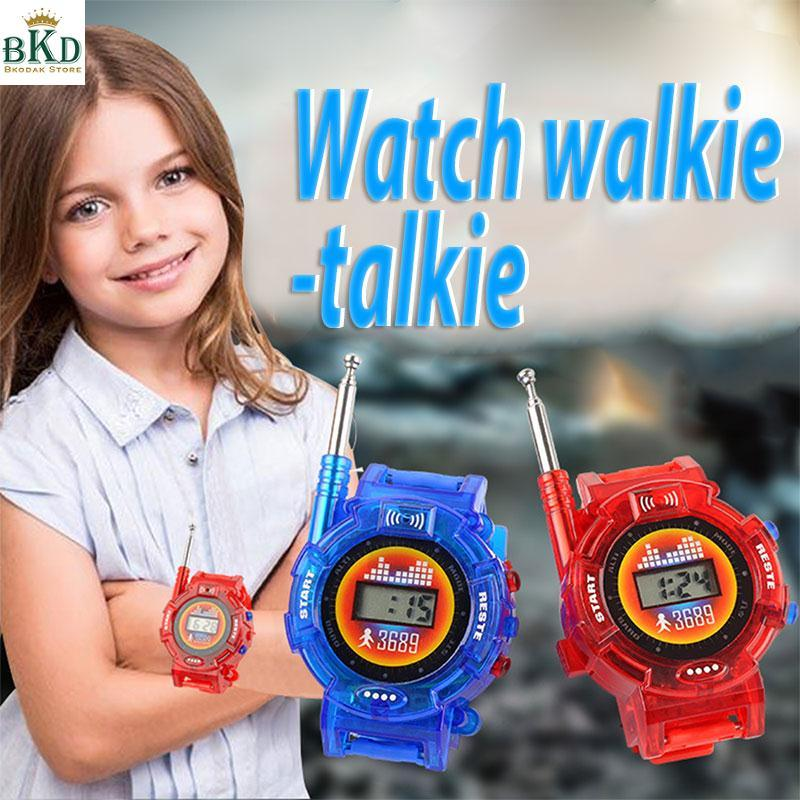 Hình ảnh Bkodak Store Watches Military Drill Outdoors Two Way Radio Toy Interphone Toy