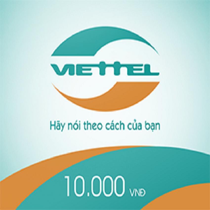 Thẻ Viettel10.000Đ By Vienthonghoangbach.