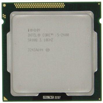 Hình ảnh Cpu Intel I5-2400 3.40Ghz Socket 1155 Kèm Fan