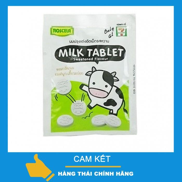 Hình ảnh Kẹo sữa bò Milk Tablet Thái Lan