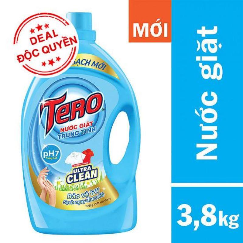 Nước giặt TERO trung tính (3.8kg)