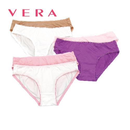 Hình ảnh Bộ 3 túi quần lót Bikini VERA (6 quần lót)